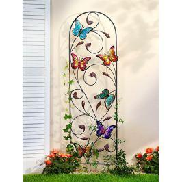 Mřížka na popínavé rostliny Motýli