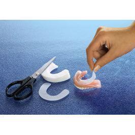 Fixační podložky -  spodní zubní protéza, 30 ks
