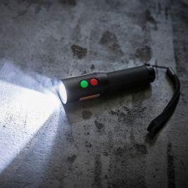 Kapesní svítilna Alarm