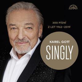 Karel Gott Singly / 300 písní z let 1962-2019
