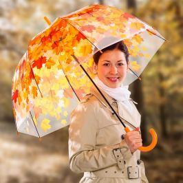 Deštník Podzimní listí
