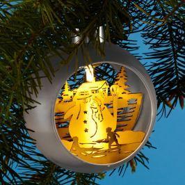 LED koule Sněhulák