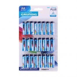 Baterie Grundig AA, 24 kusů