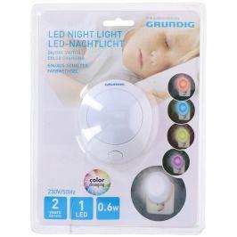 LED noční světlo Grundig