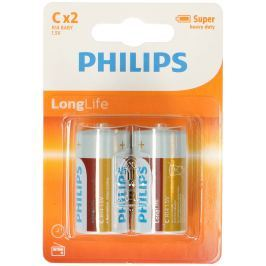 Baterie Philips 1,5 V, R14