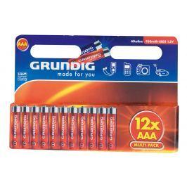 Baterie Grundig AAA, 12 ks