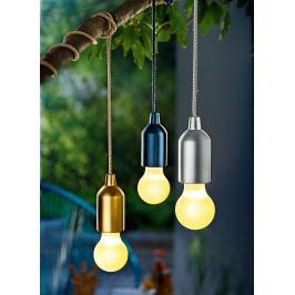 LED světlo Žárovka, sada 3 ks