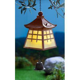 Solární světlo Pagoda