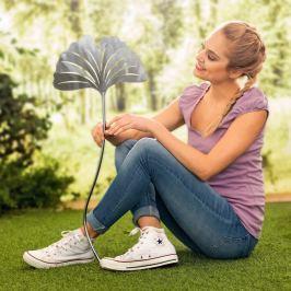 Zahradní zápich Gingko, 3 dílný set