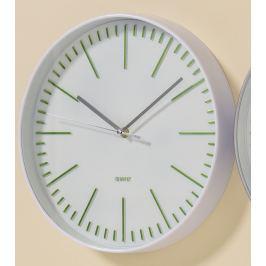 Nástěnné hodiny Eleganc, zelené