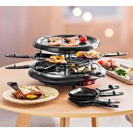 Raclette grill kulatý