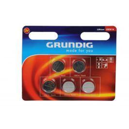 Baterie Grundig CR2016, 5 KS