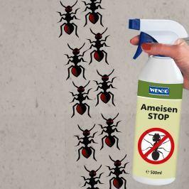 Stop mravencům - sprej, 500 ml