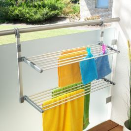 Balkonový sušák na prádlo, 7 m