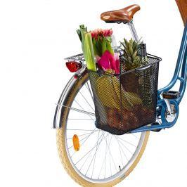 Košík na kolo kovový
