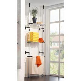 Variabilní úložný systém do koupelny