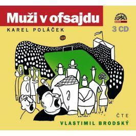 Vlastimil Brodský Muži v ofsajdu (Karel Poláček)