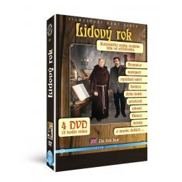 Lidový rok (4 DVD)