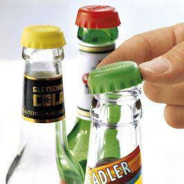 Silikonové uzávěry lahví 6ks