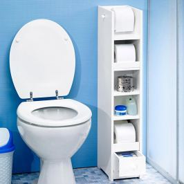 WC regál na toaletní papír