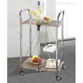 Kuchyňský servírovací vozík PREMIUM
