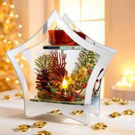 LED dekorace Vánoce