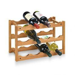 Norway Dřevěný stojan na víno, 12 láhví
