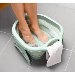 Masážní vana na nohy skládací