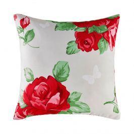Povlak na polštář Růže