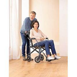 Skládací invalidní vozík