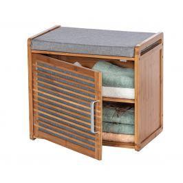 Bahari Bambusová skříňka se sedátkem