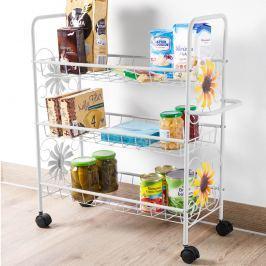 Kuchyňský vozík Slunečnice