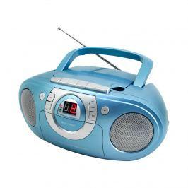 Radiomagnetofon s přehrávačem kazet SoundMaster