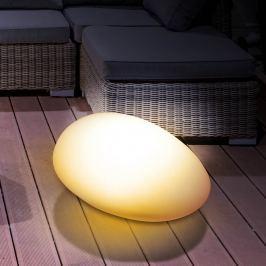 EASYmaxx Solární světlo Kámen měnící barvy