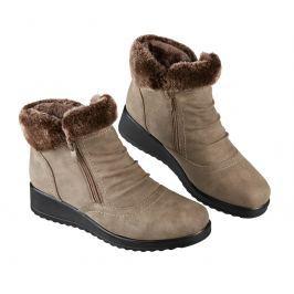 Dámská zimní kotníková obuv Wonder Walk, vel. 37