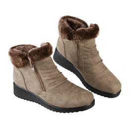 Dámská zimní kotníková obuv Wonder Walk, vel. 39 Obuv