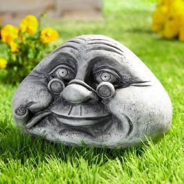 Kamený obličej Harald