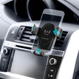Držák mobilního telefonu s bezdrátovou nabíječkou