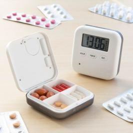 Elektronická inteligentní krabička na léky Pilly
