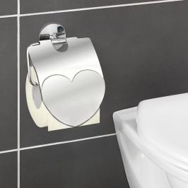 Držák na toaletní papír Srdce