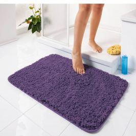 Předložka do koupelny Soft, fialová