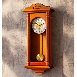 Nástěnné kyvadlové hodiny Nostalgie