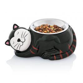 Miska na krmivo Kočka