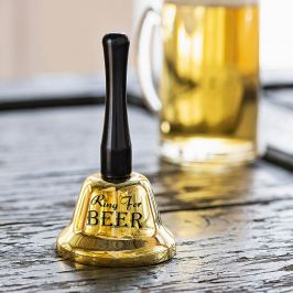Stolní zvonek Čas na pivo