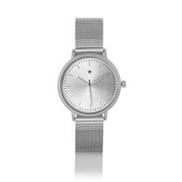 Dámské hodinky Moment, stříbrná barva