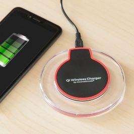 Bezdrátová nabíječka Qi pro chytré telefony