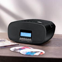 Rádio DAB+ s CD přehrávačem
