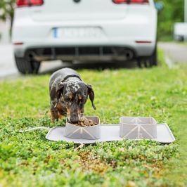 Skládací misky pro psy