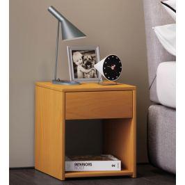 Noční stolek Sledo Mini, buk