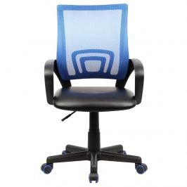 Kancelářská židle Offal, černo-modrá